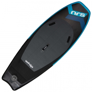 Ansicht Deck, River Surf SUP Board Whip 7'8
