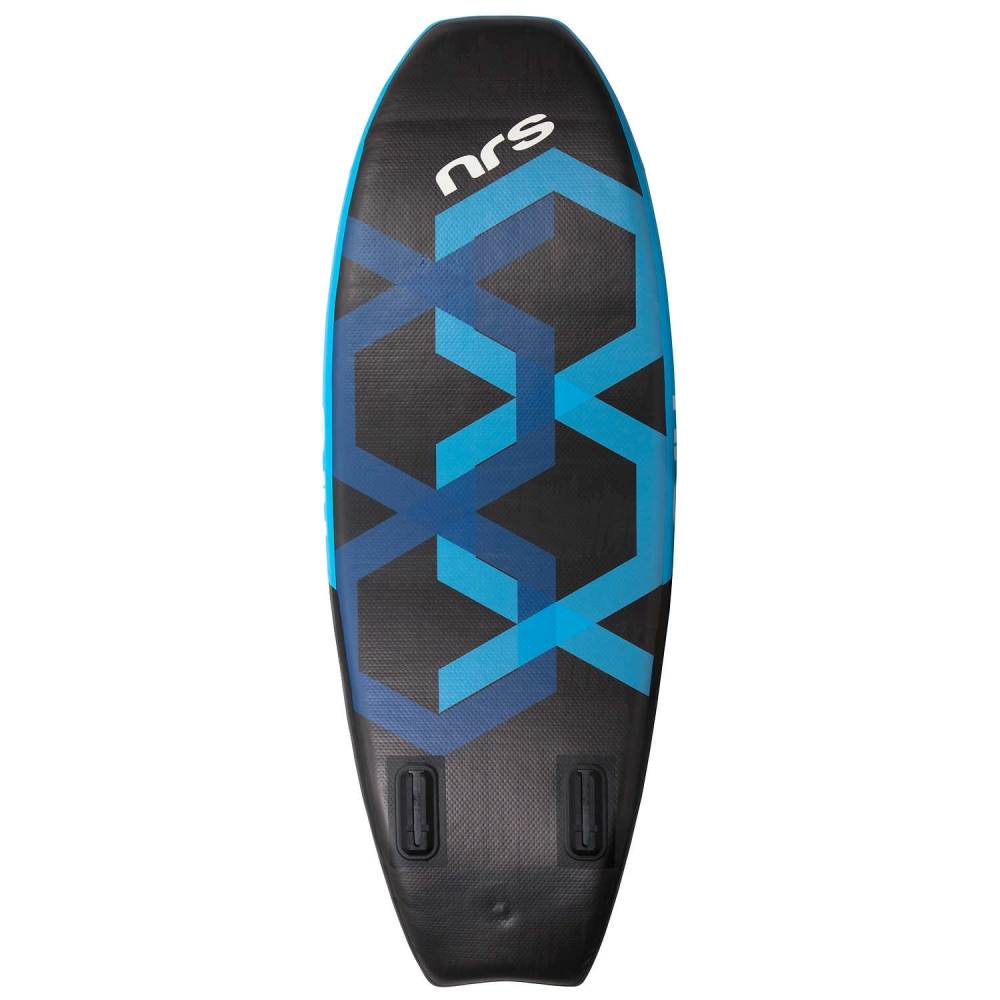 Ansicht Boden, River Surf SUP Board Whip 7'8