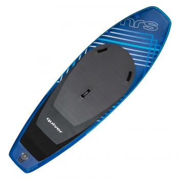 Ansicht Deck, River SUP Board Quiver 9'8