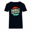 PADDLE FREE RIVERS Shirt